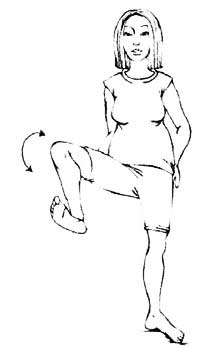 Комплекс физических упражнений для беременных женщин